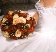 Wedding Bouquet 3 in Philadelphia, Pennsylvania, Petal Pusher Florist & Decorators