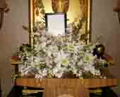 Urn Piece in Honolulu, Hawaii, Stanley Ito Florist