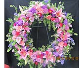 Sympathy Wreath in Tuscaloosa, Alabama, Amy's Florist