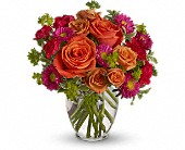 Yonkers Flowers - How Sweet It Is - Bed Of Roses Florist