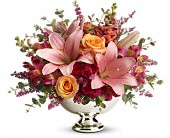 Teleflora's Beauty In Bloom in Amherst NY, The Trillium's Courtyard Florist