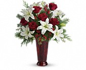 Holiday Magic in Baltimore MD, Cedar Hill Florist, Inc.