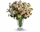 Anything for You by Teleflora in Commerce Twp. MI, Bella Rose Flower Market