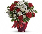 Elmwood Park Flowers - Holiday Splendor - Belmonte Bros Florist Inc