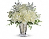 Teleflora's Winter Glow in Vallejo CA, B & B Floral