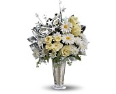 Teleflora's Toast of the Town in Bayonne NJ, Blooms For You Floral Boutique