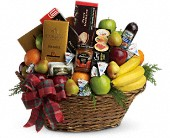 The Ultimate Christmas Basket in Amherst & Buffalo NY, Plant Place & Flower Basket