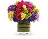 Teleflora's One Fine Day in Philadelphia PA, Betty Ann's Italian Market Florist