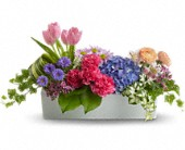 Toronto Flowers - Garden Party Centerpiece - Westdale Florist