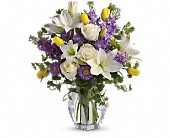 Spring Waltz in Sewell NJ, Lamp Light Florist And Gift