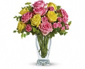 Teleflora's Glorious Day in Kirkland WA, Fena Flowers, Inc.