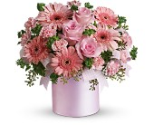 Teleflora's Lovely Lady in Nationwide MI, Wesley Berry Florist, Inc.