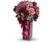 Teleflora's Fall in Love in Broken Arrow OK, Arrow flowers & Gifts