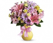 Teleflora's Simply Sweet in Eastchester NY, Roberts For Flowers