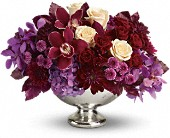 The Woodlands Flowers - Teleflora's Lush and Lovely - Antique Rose