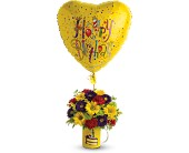 Teleflora's Hooray for Birthday Local and Nationwide Guaranteed Delivery - GoFlorist.com