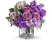 Sweet as Sugar by Teleflora in Edmonton AB, Petals For Less Ltd.