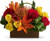 Teleflora's Bamboo Getaway in Georgina ON, Keswick Flowers & Gifts