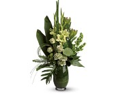 Limelight Bouquet in Midland MI, Kutchey's Flowers