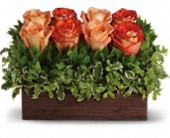 Teleflora's Uptown Bouquet in Toronto ON, LEASIDE FLOWERS & GIFTS