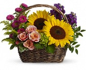Picnic in the Park in Huntingdon Valley PA, Flowers-Florist