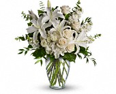 Dreams From the Heart Bouquet in El Cerrito CA, Dream World Floral & Gifts