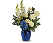 Ocean Devotion in Taylorville IL, A Classic Bouquet