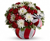 Celebrations by Radko Ornament by Teleflora in Woodbridge VA, Lake Ridge Florist