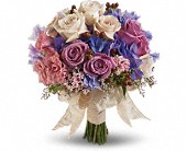 Country Rose Bouquet in Kelowna BC, Burnetts Florist & Gifts
