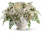 Teleflora's Napa Valley Centerpiece in Portland TX, Greens & Things