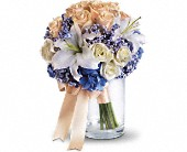 Nantucket Dreams Bouquet in Wentzville MO, Dunn's Florist