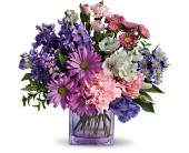 Heart's Delight by Teleflora in Champaign IL, Forget Me Not Florals