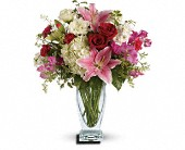Kensington Gardens by Teleflora in Ormond Beach FL, Simply Roses