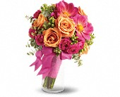 Passionate Embrace Bouquet in Fairfield OH, Novack Schafer Florist