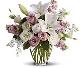 Isn't It Romantic in Mount Morris, Michigan, June's Floral Company & Fruit Bouquets