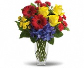San Antonio Flowers - Here's to You by Teleflora - Blooming Creations Florist