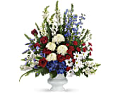 With Distinction in Staten Island NY, Evergreen Florist