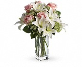 New York Flowers - Teleflora's Heavenly and Harmony - John Street Florist
