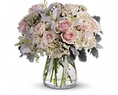 Beautiful Whisper in Laconia NH, Prescott's Florist, LLC