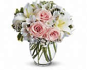 Arrive In Style in Mount Morris, Michigan, June's Floral Company & Fruit Bouquets