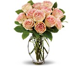 Teleflora's Delicate Dozen in Nationwide MI, Wesley Berry Florist, Inc.