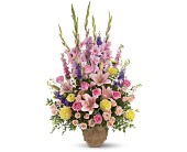 Ever Upward Bouquet by Teleflora in Shelton, Washington, Lynch Creek Floral