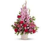 Heavenly Heights Bouquet in Tavares, Florida, Flower Basket Florist & Gifts