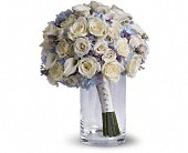 Lady Grace Bouquet in Holladay UT, Brown Floral