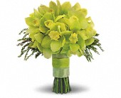 Green Glee Bouquet in New Martinsville, West Virginia, Barth's Florist