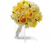 Sweet Sunbeams Bouquet in Lynchburg VA, Arthur's Flower Cart
