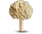 Blush Rose Bouquet in Denton, Texas, Crickette's Flowers & Gifts