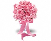 Pink Sorbet Bouquet in Berkeley Heights NJ, Hall's Florist