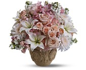 Teleflora's Garden of Memories in Starke FL, All Things Possible Flowers, Occasions & More Inc