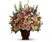 Teleflora's Loving Grace in Kelowna BC, Burnetts Florist & Gifts